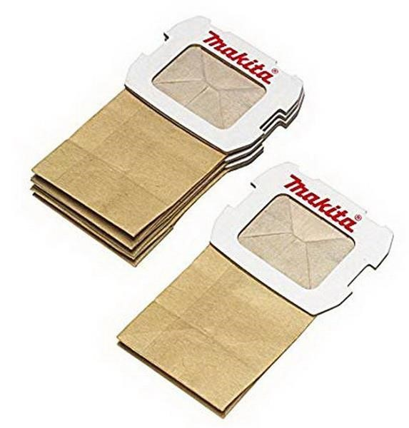 Makita dust bag paper 194746-9, dust filter 5 Units