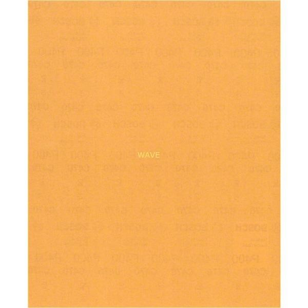 BOSCH SANDING SHEET C470 BEST FOR WOOD AND PAINT, 230 X 280MM, P400