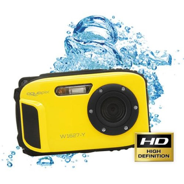 AQUAPIX W1627 LITHIUM BATTERY OCEAN YELLOW