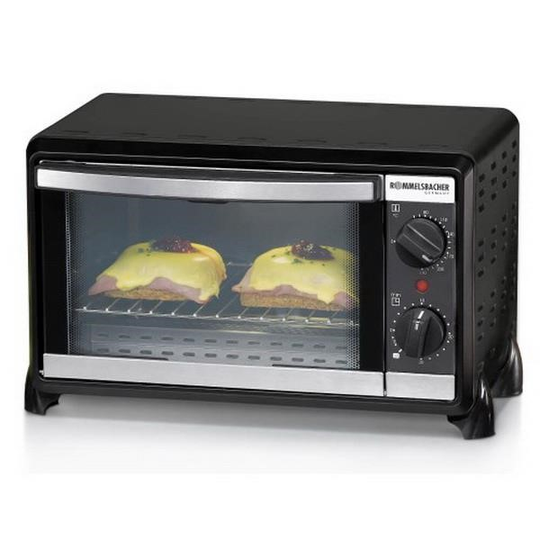 Rommelsbacher small oven Speedy BG 950, mini-oven Black, Retail