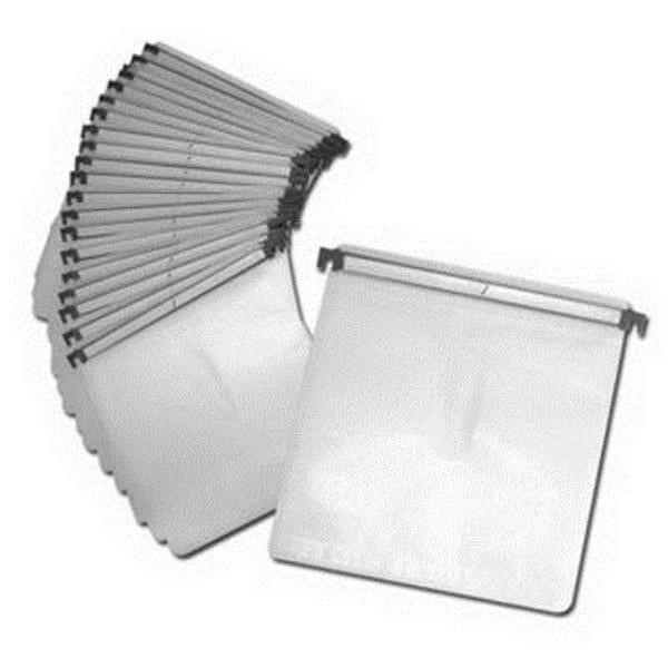 MEDIARANGE CD / DVD CASES DOUBLE USE WITH CASE, CASES CASES CDS / DVDS PLASTIC WHITE, 20 PIECES, RETAIL