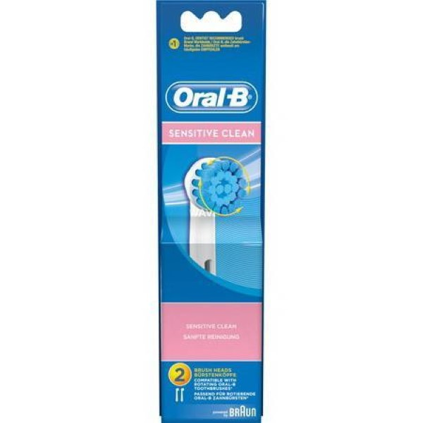 BRAUN BRUSH SENSITIVE 2ER (RETAIL)