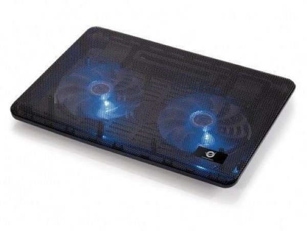 CONCEPTRONIC CNBCOOLPAD2F 2-FAN NOTEBOOK COOLING PAD