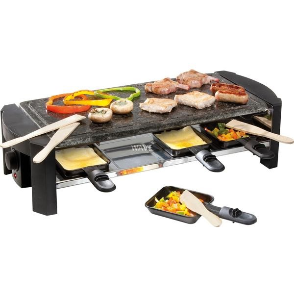 Domo Stone grill raclette DO9039G black