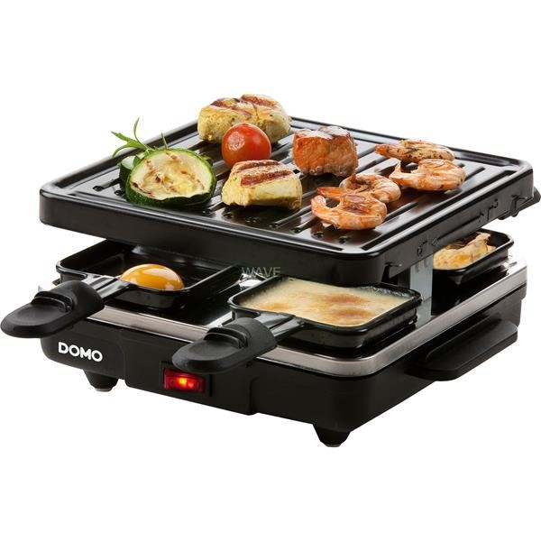 "Domo ""Just us"" raclette DO9147G black"