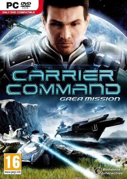 PCCD CARRIER COMMAND : GAEA MISSION (EU)