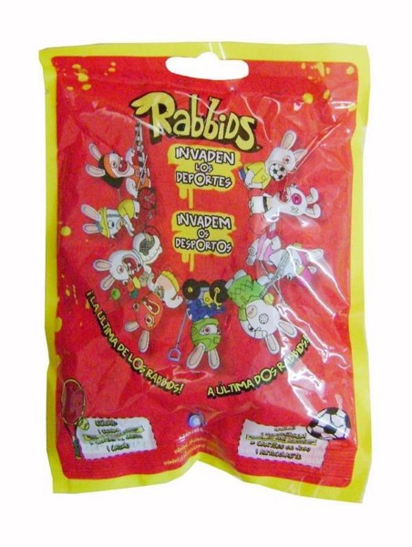 RABBIDS - SPORTS FIGURINE (BLIND BAGS)