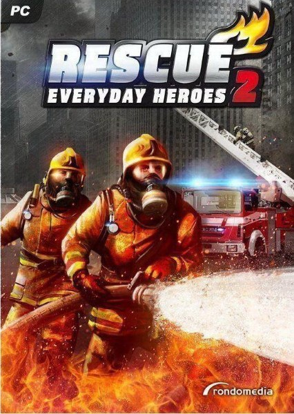 PCCD RESCUE 2 : EVERYDAY HEROES (INC.RESCUE:EVERYDAY HEROES U.S VERSION) (EU)