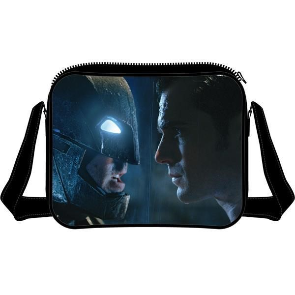 BATMAN VS. SUPERMAN - FACE TO FACE MESSENGER BAG