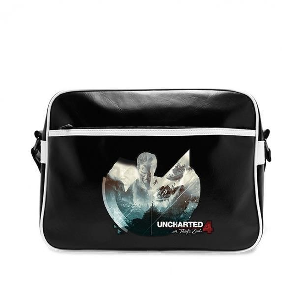 UNCHARTED 4 - ADVENTURE VINYL MESSENGER BAG (ABYBAG146)