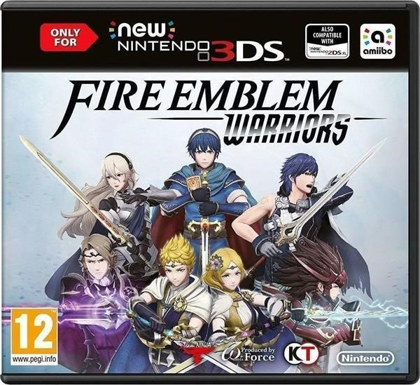 N3DS FIRE EMBLEM WARRIORS (EU)