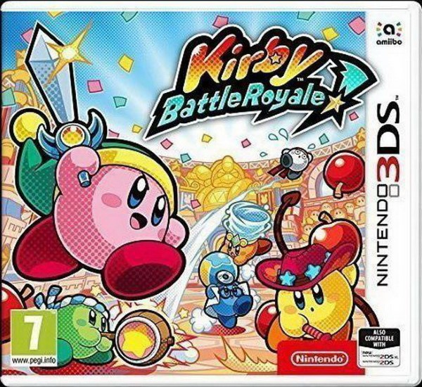 3DS KIRBY: BATTLE ROYALE (EU)