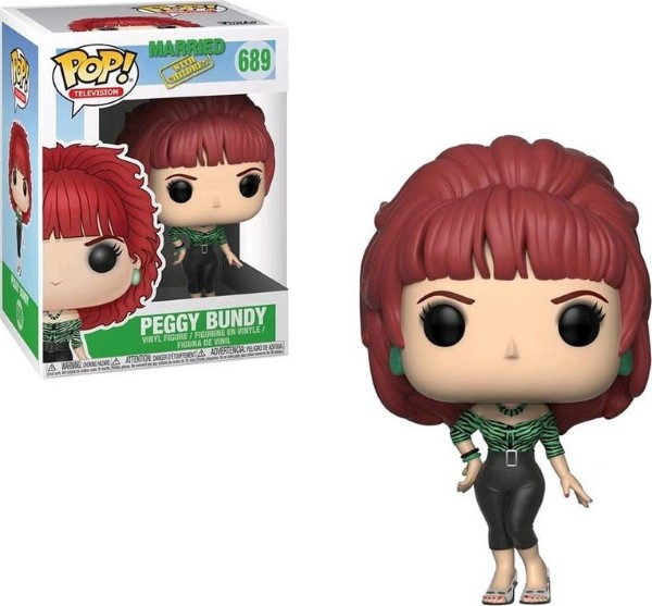 Funko POP! Television: Married with Children - Peggy Bundy* #689 Vinyl Figure
