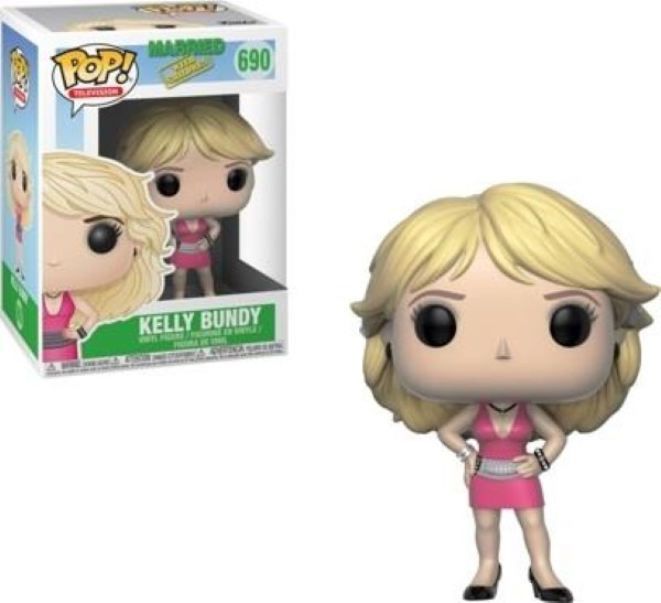 Funko POP! Television: Married with Children - Kelly Bundy #690 Vinyl Figure