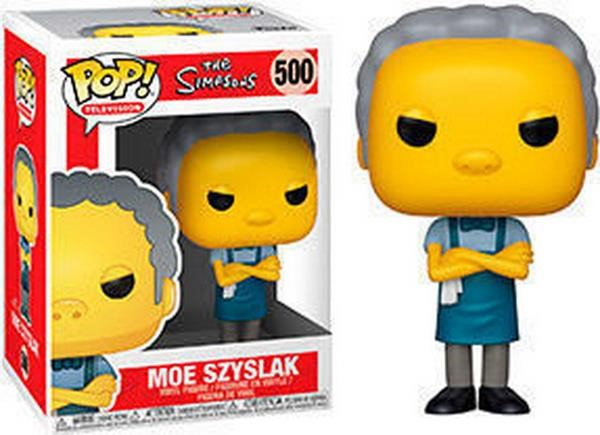 Funko POP! Television: The Simpsons - Moe Szyslak #500 Vinyl Figure