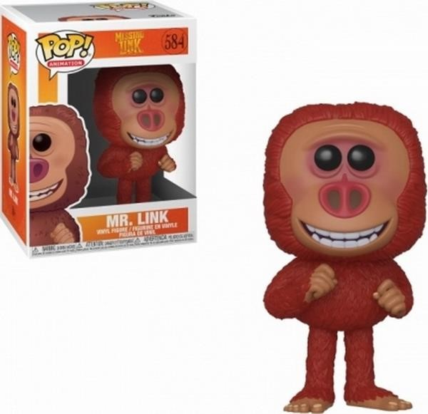 Funko POP! Animation: Missing Link - Mr. Link #584 Vinyl Figure