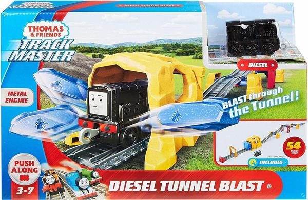 Fisher Price: Thomas and Friends Track Master - Diesel Tunnel Blast (GHK73)