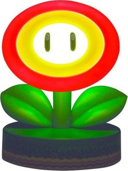 Paladone Super Mario - Fire Flower Icon Light BDP (PP6362NN)