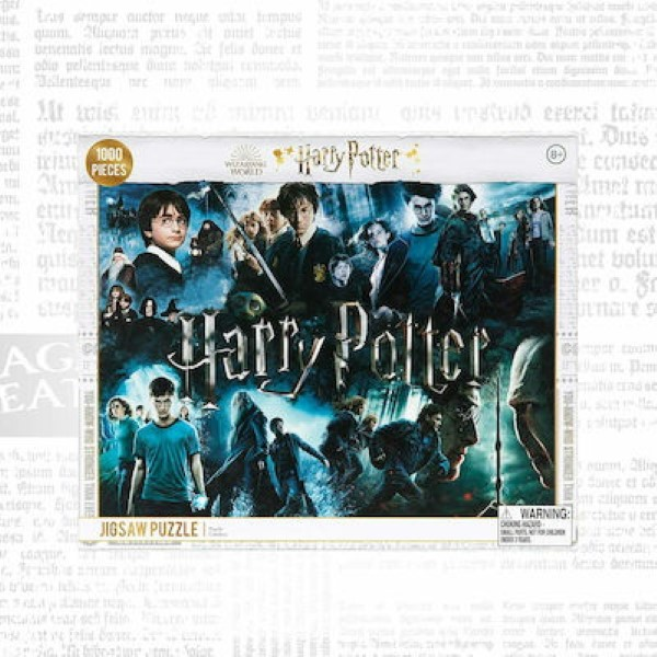 Paladone Harry Potter - Jigsaw Posters (1000pcs) (PP7527HP)