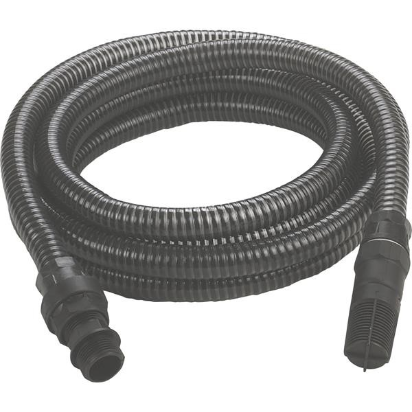 EINHELL PUMP SUCTION HOSE PLASTIC BLACK, 7M