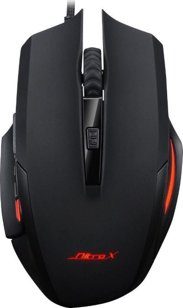 INTER-TECH GX-62 LED GAMING-MAUS