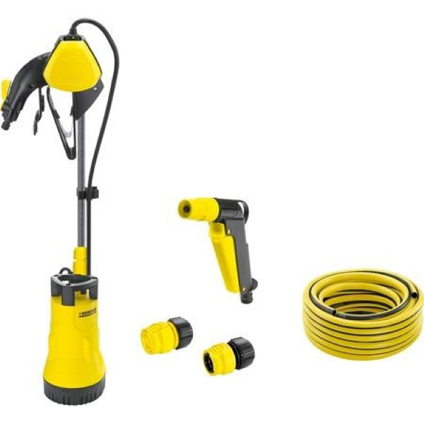KÄRCHER IRRIGATION PUMP BP 1 BARREL SET, IMMERSION - PRESSURE PUMP YELLOW - BLACK, 400 WATTS