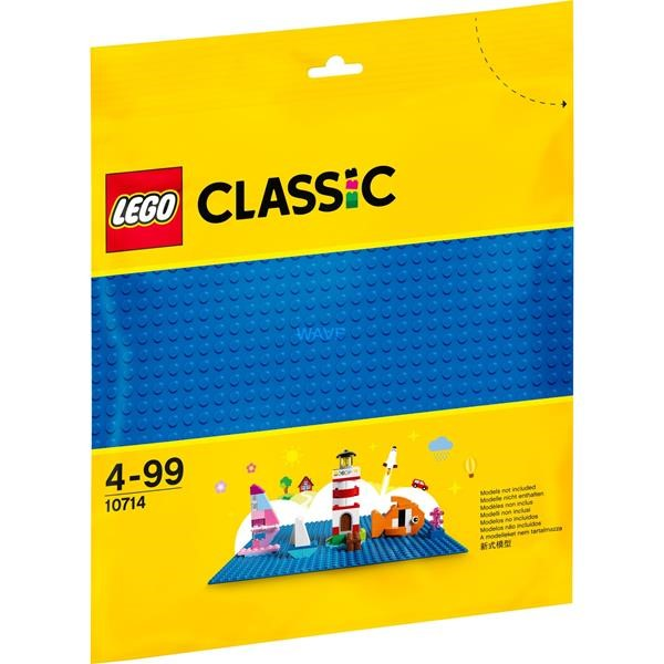 LEGO 10714 CLASSIC BLUE PLYWOOD, CONSTRUCTION TOYS