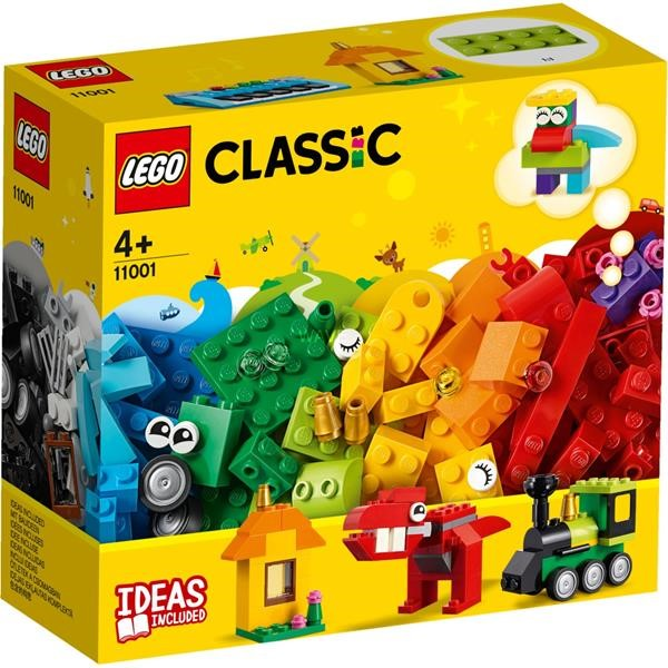 LEGO 11001 CLASSIC BUILDING BLOCKS - FIRST BAUSPAß, CONSTRUCTION TOYS