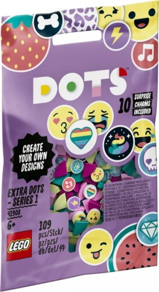 Lego Dots: Extra Dots Series 1 41908