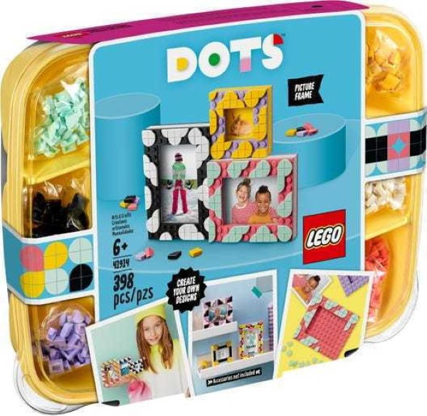Lego Dots: Creative Picture Frames 41914