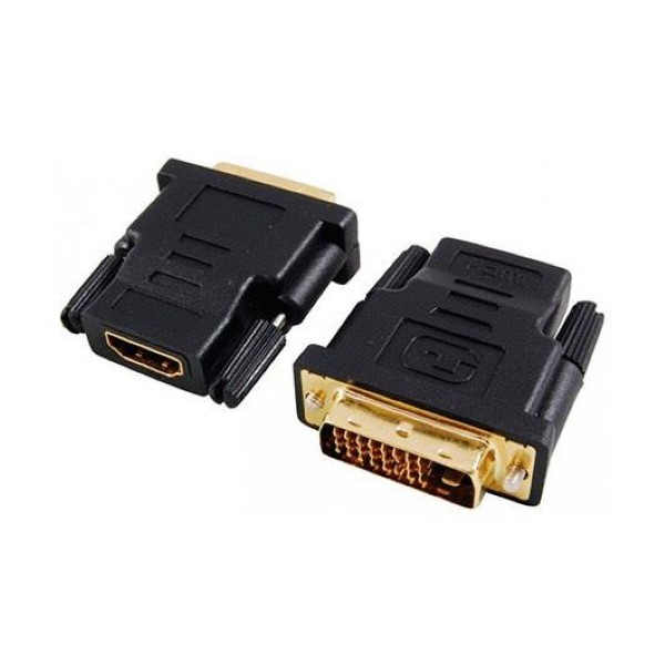 L-LINK VIDEO ADAPTER HDMI-(H) TO DVI-(M)