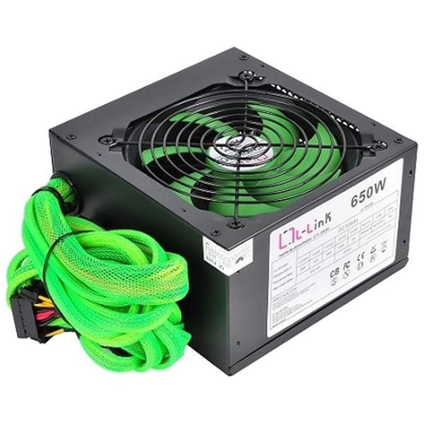 L-LINK ATX POWER SUPPLY 650W LL-PS-650