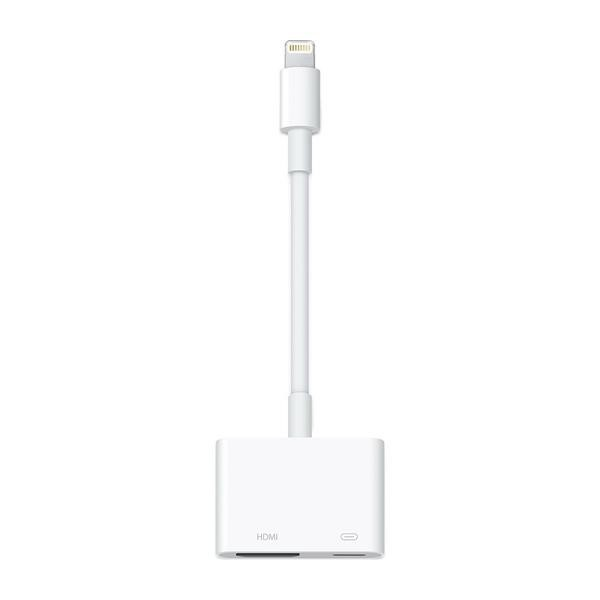 APPLE Lightning Digital AV Adapter MD826ZM/A