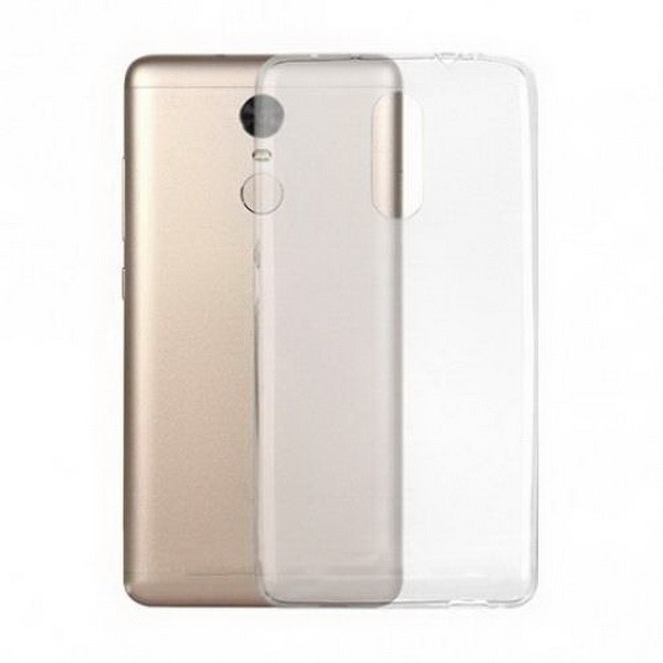 OEM ΘΗΚΗ ULTRA SLIM/ΠΟΛΥ ΛΕΠΤΗ 0.3MM TPU ΓΙΑ XIAOMI REDMI NOTE 4 MEDIATEK - CLEAR
