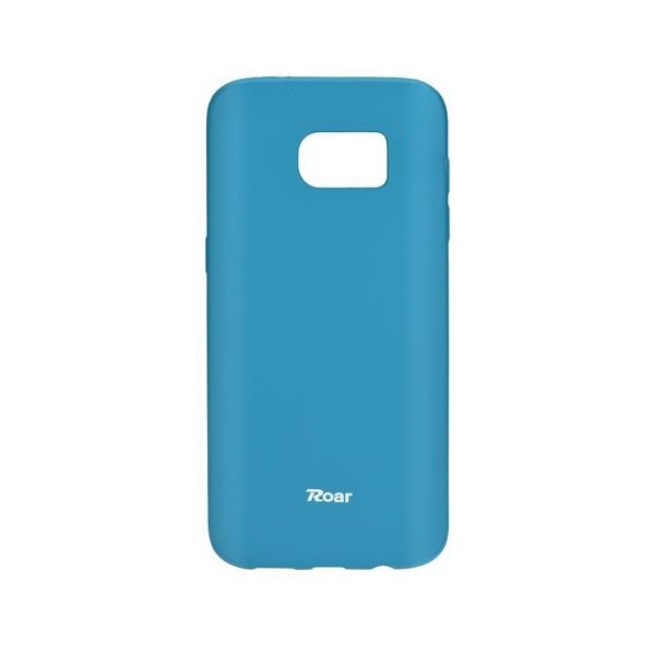 ROAR ALL DAY COLORFUL JELLY CASE FOR SAMSUNG GALAXY A3 A310 (2016) - LIGHT BLUE