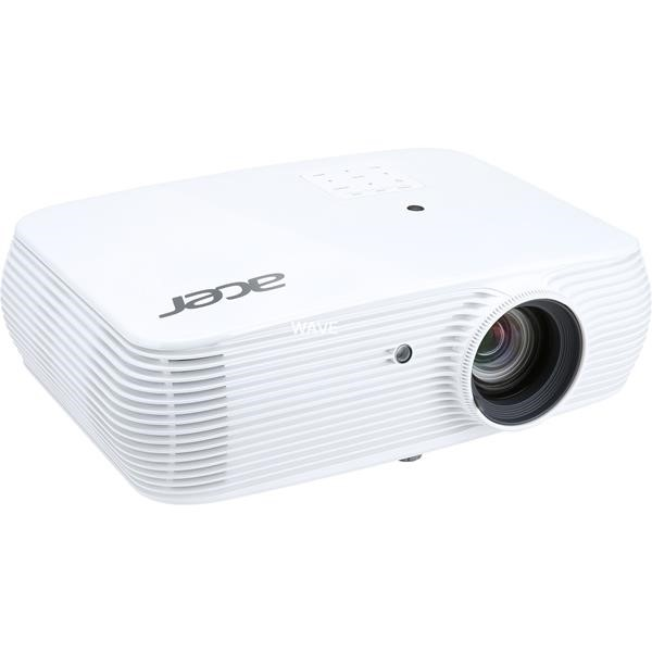 ACER P5530, DLP PROJECTOR WHITE, HDMI, VGA, USB
