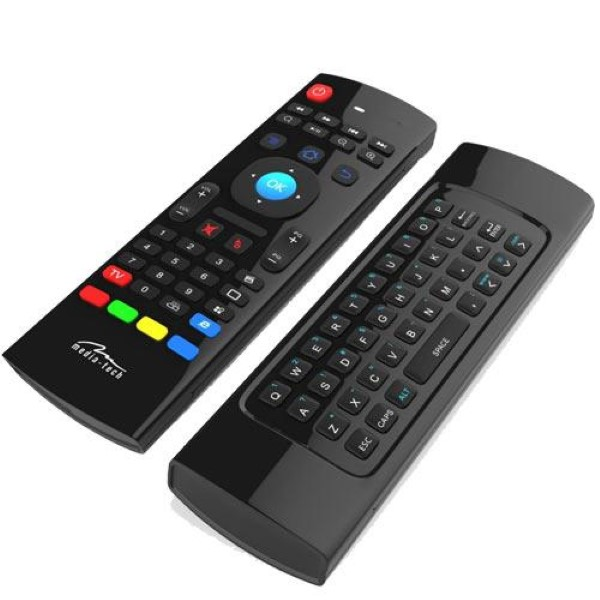 MEDIA-TECH 3 IN 1 AIR MOUSE FOR SMART TV