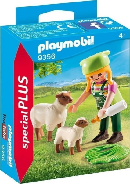 Playmobil Special Plus Farmer with Sheep 9356