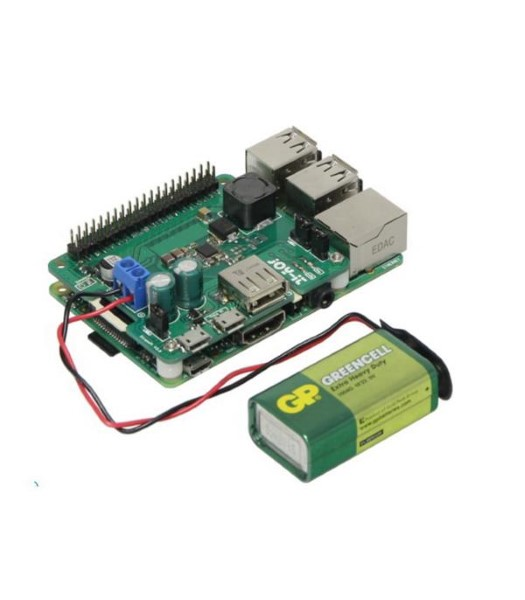 JOY-IT RASPBERRY PI STROMPI 2 ERWEITERUNGSPL., EXPANSION MODULE EXPANSION RASPBERRY PI BOARD 6 VOLTS TO 61 VOLT