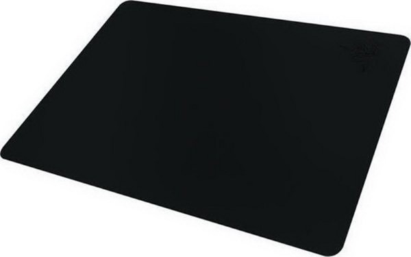 RAZER GOLIATHUS MOBILE STEALTH EDITION MOUSE PAD CLOTH VERY FINE HIGH SENSE BLACK