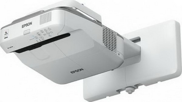 EPSON PROJECTOR EB-685WI 3LCD ULTRA SHORT THROW