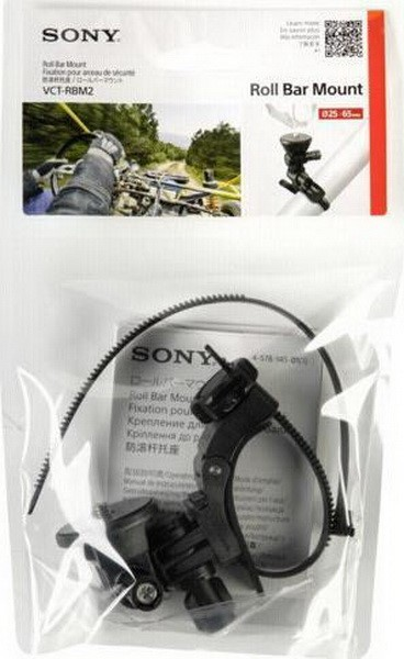 SONY VCT-RBM2 ROLL BAR MOUNT MOUNT ACTIONCAM